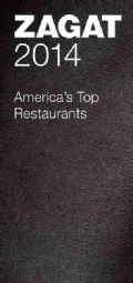 Zagat 2014 America's Top Restaurants (Hardcover)