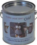 Make Your Own Owl Kit: Everything You Need to Make Oskar the Owl