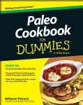 Paleo Cookbook for Dummies (Paperback)