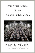 Thank You for Your Service (Hardcover)