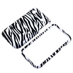Zebra Protective Case for Samsung Vibrant T959/ Galaxy S 4G