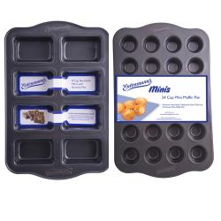Entenmann's Mini Muffin and Brownie Baking Set