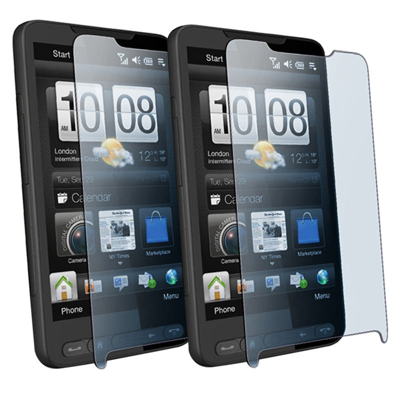 Screen Protector for HTC Leo/ Firestone/ HD2 (Pack of 2)