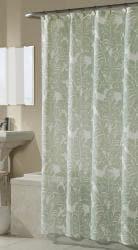 Savannah Fabric Shower Curtain