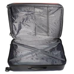 Kemyer Expandable Hardside Lightweight 3-piece Spinner Luggage Set
