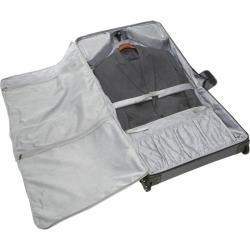 Kenneth Cole Reaction Triple Cross Grey 45 inch Wheeled Garment Bag