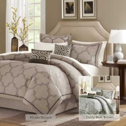 Hamilton 6-piece Queen-size Comforter Set