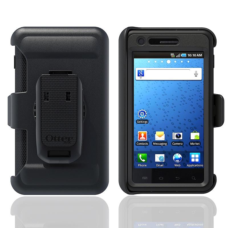 Otterbox Samsung i997 Infuse 4G Black Defender Case Protector
