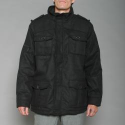 Sportier Men's Black Jacket