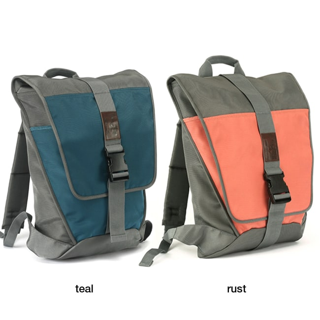 Ranipak Durable Flap 16-inch Laptop Backpack