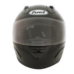 Fuel Helmets Full Face Helmet, Black