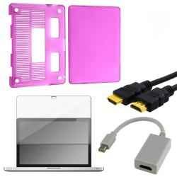 Case/ Screen Protector/ HDMI/ DisplayPort Cable for Apple MacBook Pro