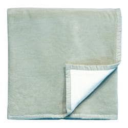 Bocasa Jade Woven Organic Cotton Throw Blanket (60 x 80)