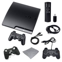 Playstation 3 160GB Super Bundle with Extra Controller, Remote, and More