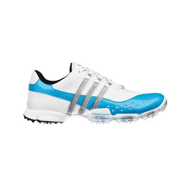adidas s powerband 3 0 white turquoise golf shoes