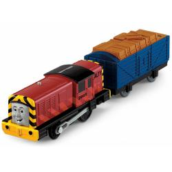 Thomas and Friends Talking Motorized Salty Toy Engine