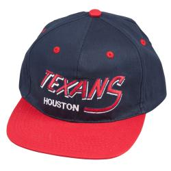 Houston Texans Retro NFL Snapback Hat