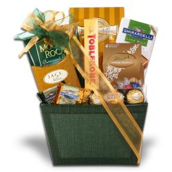 Chocolate Fantasy Gift Basket