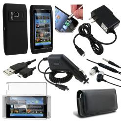 Cases/ Screen Protector/ Chargers/ Stylus/ Headset for Nokia N8