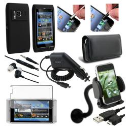 Cases/ Screen Protector/ Chargers/ Headset/ Stylus/ Mount for Nokia N8