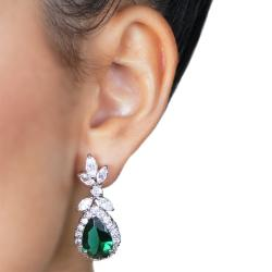 Cano  Cubic Zirconia Earrings