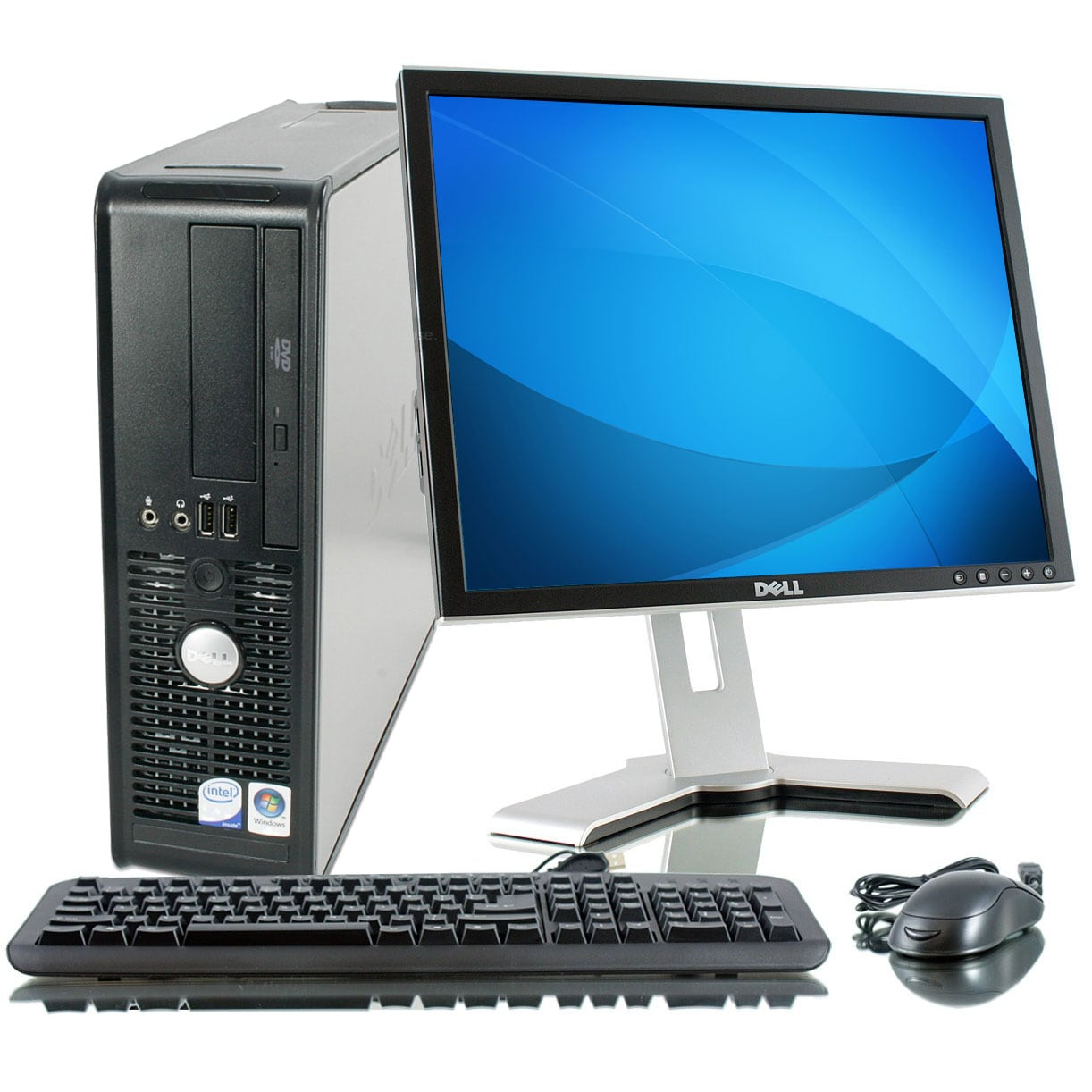 Desktop computer deals are widely available for brand-new or refurbished models that, given their size, offer even more than a typical laptop. Staples® carries a wide selection of laptops, tablets, and desktops. Find computer deals from leading manufacturers, such as Dell™, HP®, and Lenovo™.