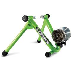 Kinetic Road Machine Fluid Trainer Green With DVD
