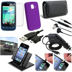 Cases/ Charger/ Headset/ Holder/ Stylus for LG Optimus S LS670