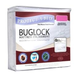 Protect-a-Bed Bug Lock Queen-size Economy Encasement