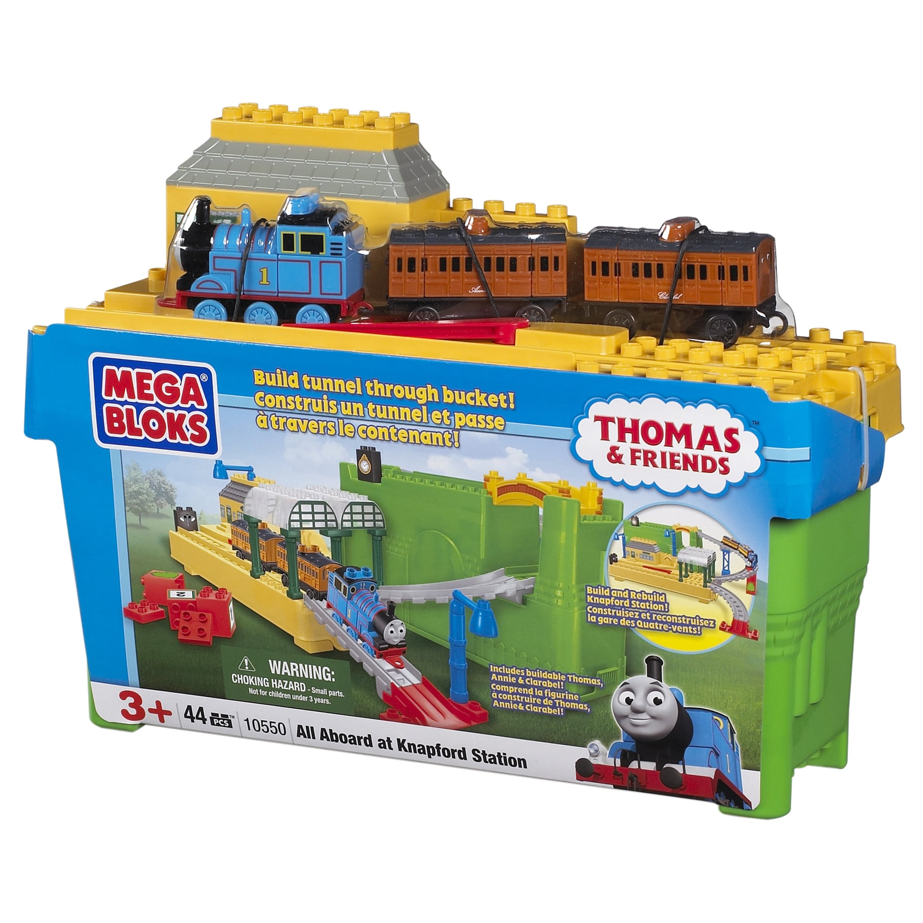 Mega Bloks Thomas and Friends 'All Aboard Knapford Station' Play Set