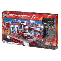 Mega Bloks Need For Speed Authentic Garage Play Set