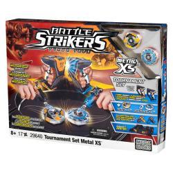 Mega Bloks Striker Battle Tournament Play Set