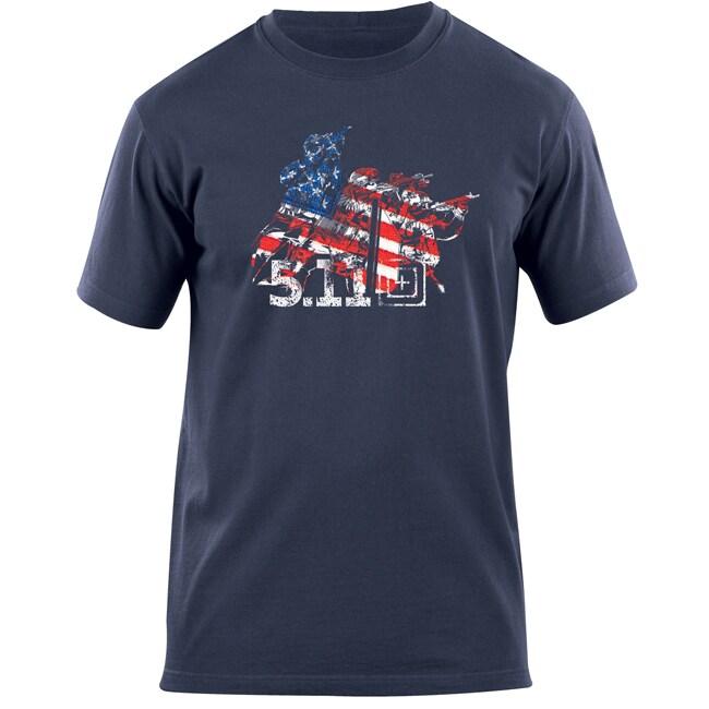 5.11 Tactical Patriots T-shirt