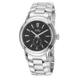 ESQ by Movado Men's 'Quest' Stainless Steel Quartz Watch