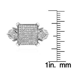 14k White Gold 1 2/3ct TDW White Diamond Ring (G-H, I1-I2)
