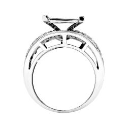 14k White Gold 1 1/4ct TDW White Diamond Ring (G-H, I1-I2)