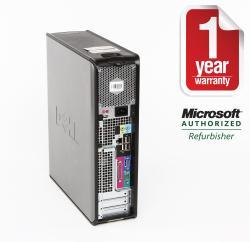 Dell OptiPlex 745 2.8GHz 160GB Desktop Computer (Refurbished)