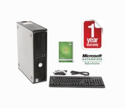 Dell OptiPlex 745 2.8GHz 160GB Desktop Computer (Refurbished)