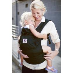 ERGObaby Organic Baby Carrier in Black