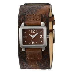 fossil s embossed leather 13967393