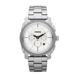 Fossil Men's 'Machine' Stainless Steel Chronograph Watch