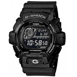 Casio Men's 'G-shock' X-large Tough Solar Aluminum Bezel Watch
