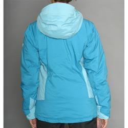 Mountain Hardware Women's Turquoise Sooka Jacket