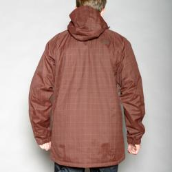 North Face Men's Red Numskull HyVent Jacket