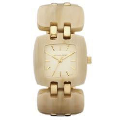 Michael Kors Women's Resin Link Analog Watch