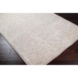 Hand-tufted Croydon New Zealand Wool / Viscose Rug (8' x 11')
