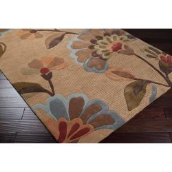 Hand Tufted Cosmopolitan Polyester Rug (8' x 11')