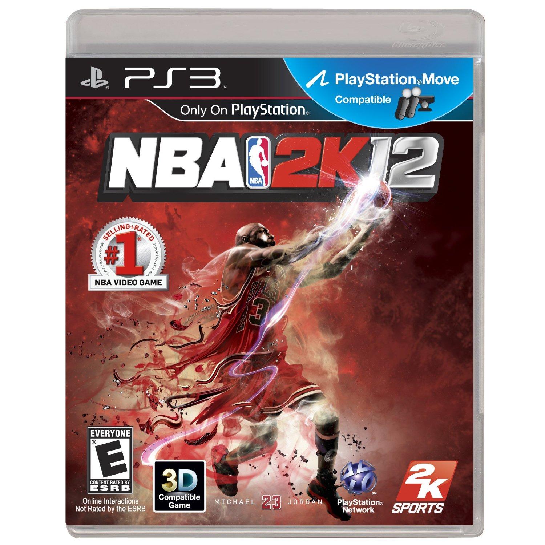 PS3 - NBA 2K12 (Pre-Played)