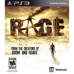 PS3 - Rage (Pre-Played)