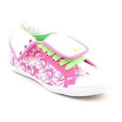 Diesel Women's 'BN-210-J' Pink Sneakers